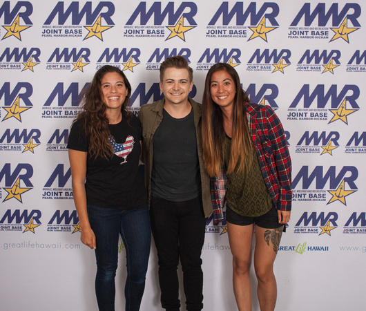 how to meet hunter hayes